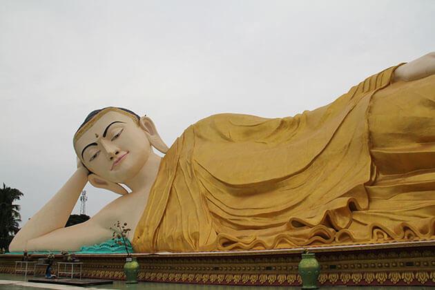 Bago - great Myanmar tourist attractions