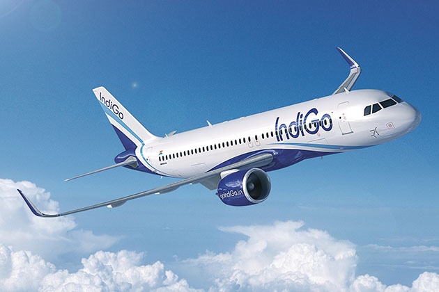 Direct flight from India to Myanmar IndiGo Airlines
