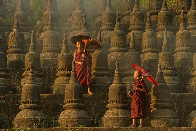 Discover the real Myanmar with your style