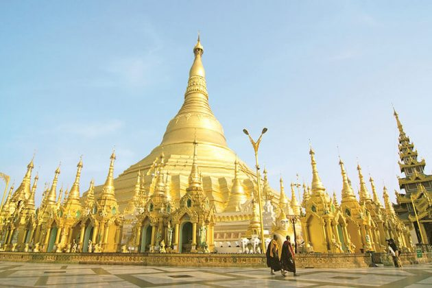 Essence of Yangon tour