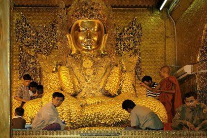 Exhilarating Burma tour from India