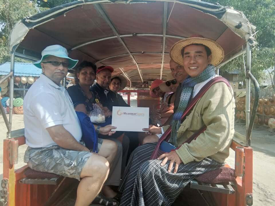 Go Myanmar Tours Contact Information