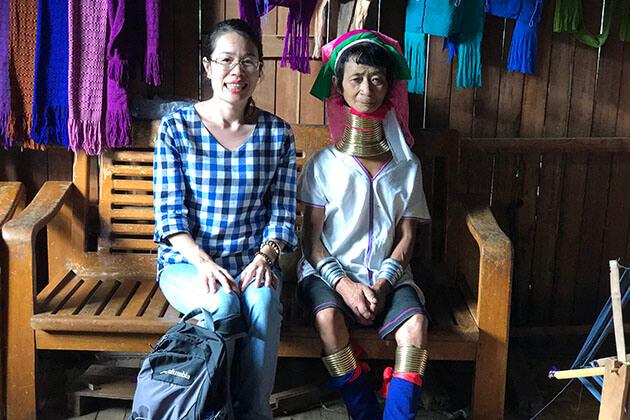 Hana Nguyen - founder of Go Myanmar Tours