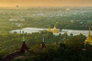 History of mandalay region