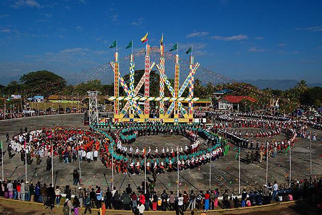 Kachin State Myanmar