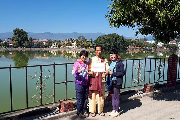 Keng Tong - attraction in burma