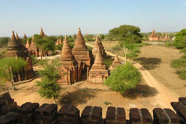 Khay Min Ga Temple