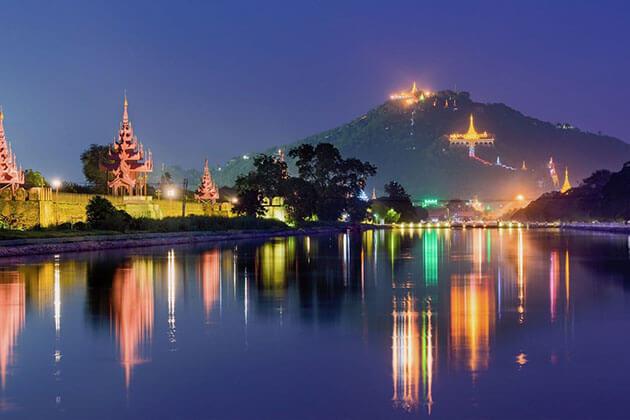 Mandalay - myanmar region