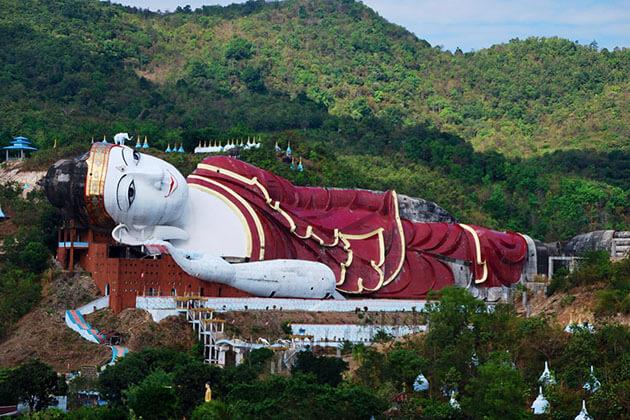 Mawlamyine - top burma attractions