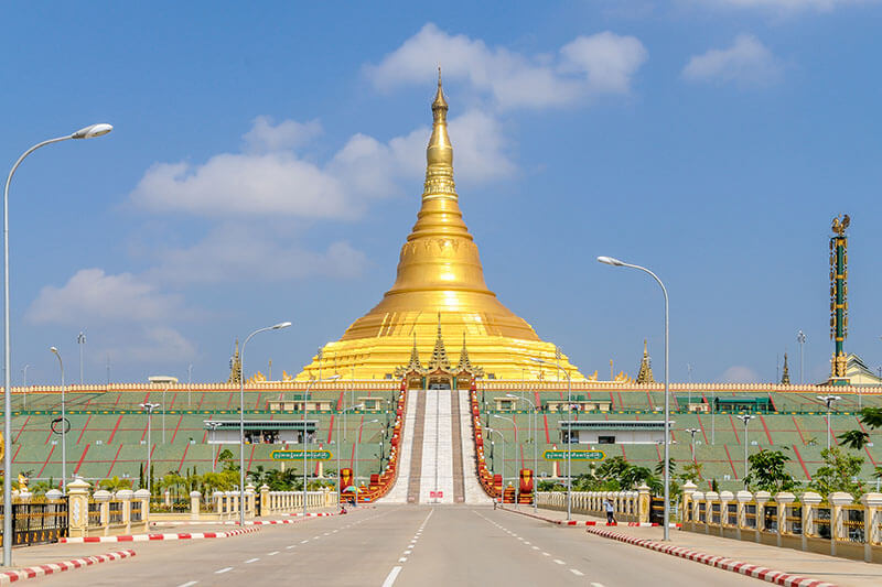 Myanmar States - Regions – Divisions – Territories