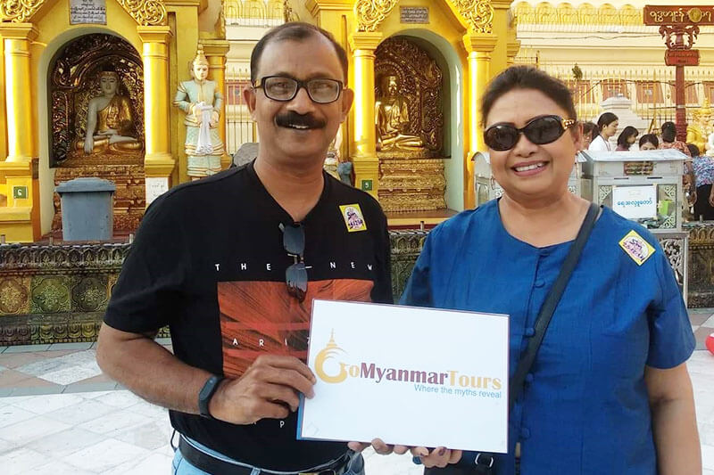 Myanmar holiday packages - classic tours