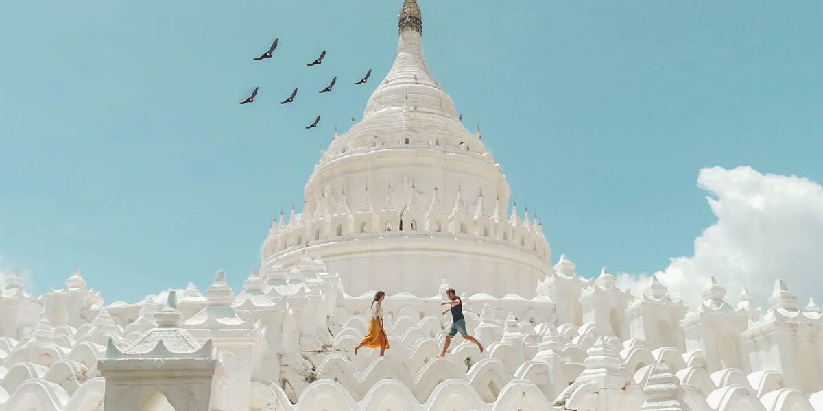 Myanmar honeymoon package from India