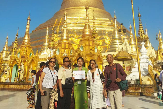 Myanmar tour operator exceed your expectations