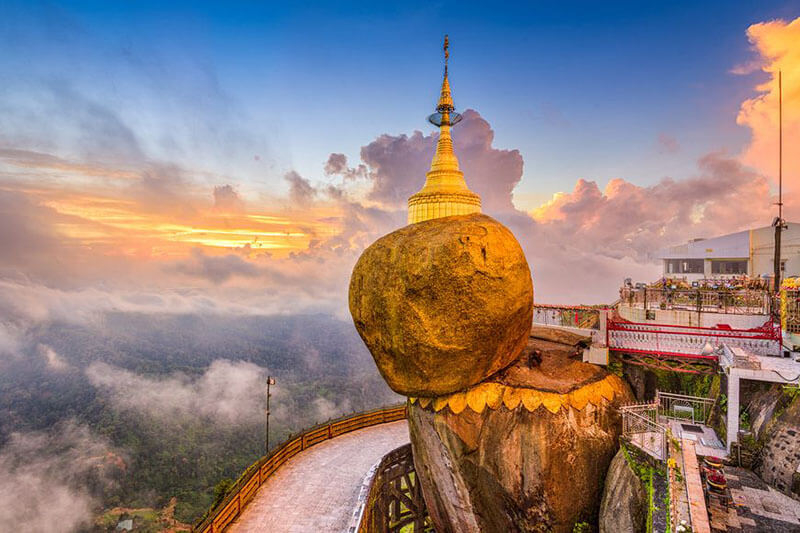 Myanmar tours and holiday packages - honeymoon tours