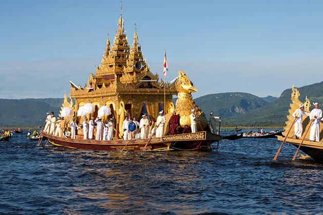 Myanmar weather in september