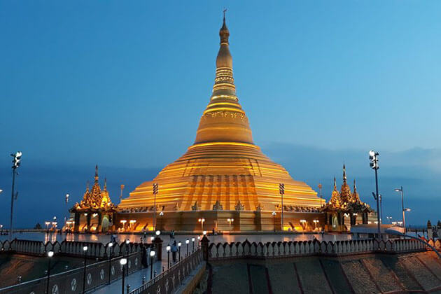 Naypyidaw - recommended Myanmar tourist attractions