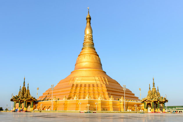 Naypyidaw territory