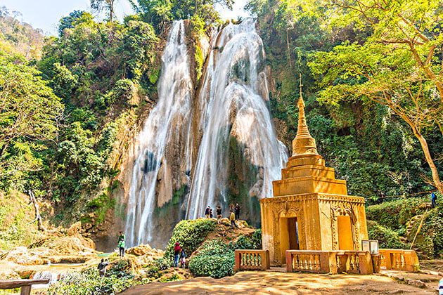 Pyin Oo Lwin - tourist attractions in myanmar