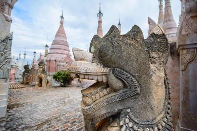 Sacred Myanmar classic holiday packages 9 days