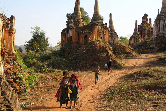 Shwe Inn Thein temple