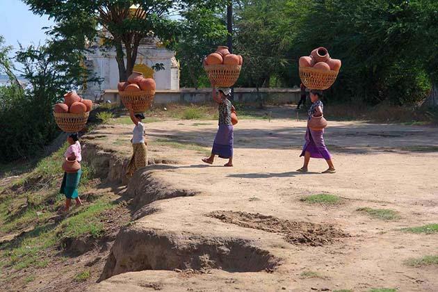 Yandabo Village