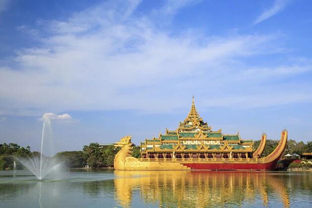 Yangon - Myanmar region