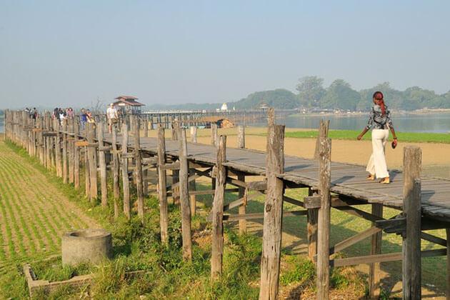 amarapura - mandalay history