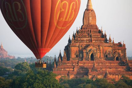 enchanting Myanmar holiday