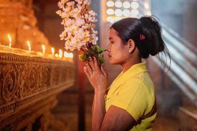 glance of myanmar tour