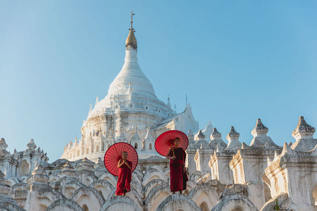 hsinbyume temple - good places to visit in mandalay