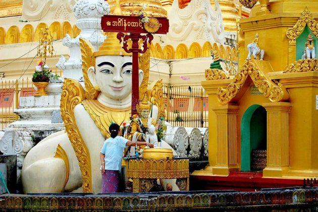 myanmar culture tour