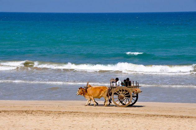 ngwe saung - myanmar beach holiday