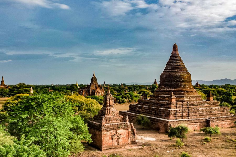 replan your myanmar tour packages from india