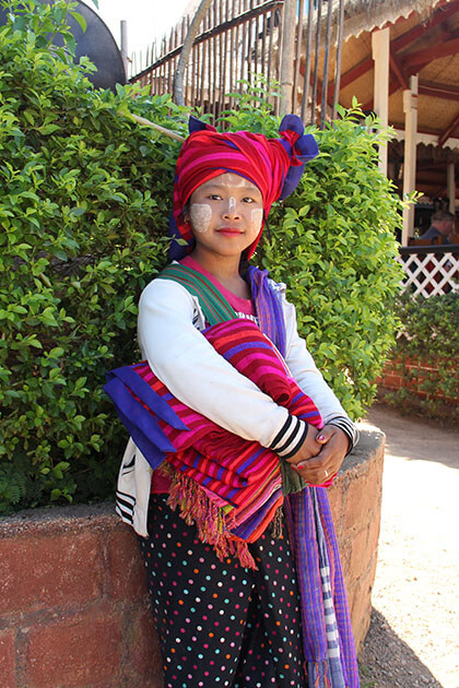 traditions and culture experience in Myanmar holiday packages from India